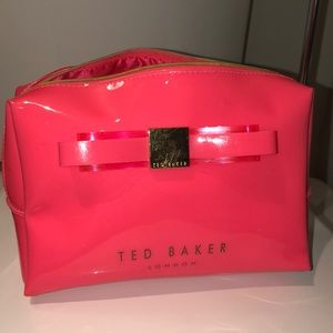 Ted baker big cosmetic case - makeup case
